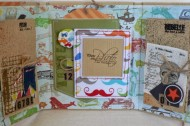 scrap-et-textile_realisation_pola_moustaches_multicolores_surpiqures_rouges_1
